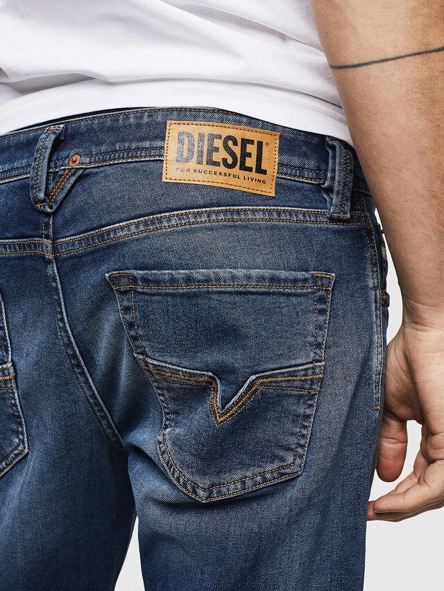 Diesel - Larkee 083AD, Dunkelblau - Jeans - Image 4