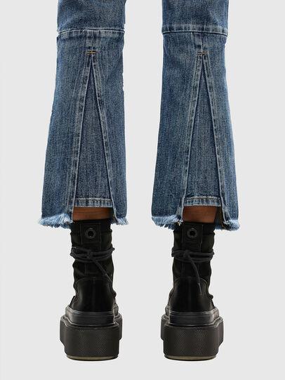 Diesel - D-Earlie 0098W, Mittelblau - Jeans - Image 5
