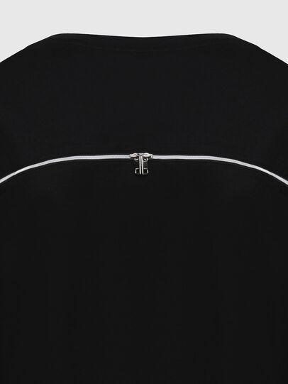 Diesel - T-BOWLY, Schwarz - T-Shirts - Image 4