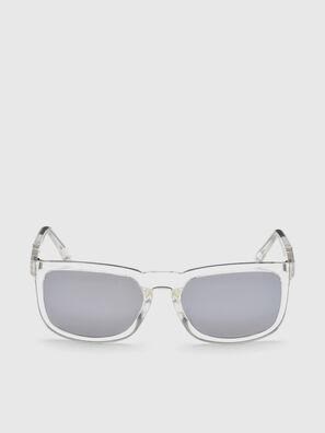 DL0262, Weiß - Sonnenbrille