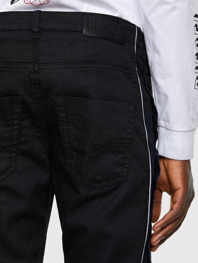 Diesel - KROOLEY JoggJeans® 0KAYO, Schwarz/Dunkelgrau - Jeans - Image 5