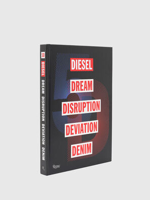 5D Diesel Dream Disruption Deviation Denim, Schwarz - Bücher
