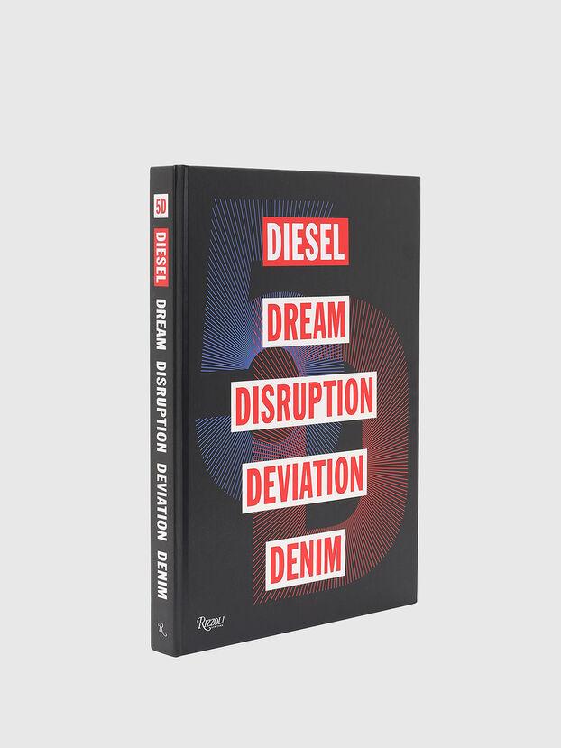 5D Diesel Dream Disruption Deviation Denim, Schwarz - Bücher