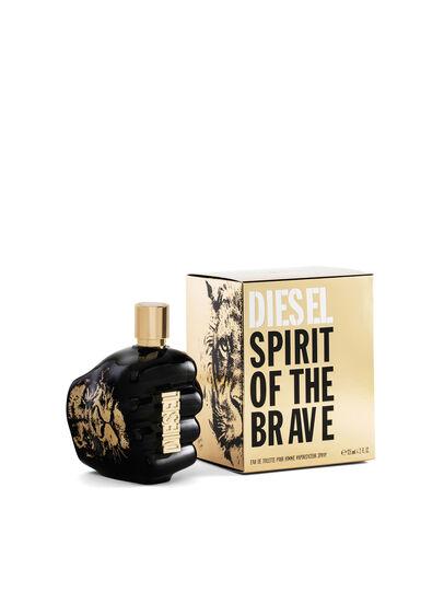 Diesel - SPIRIT OF THE BRAVE 125ML, Schwarz/Gold - Only The Brave - Image 1