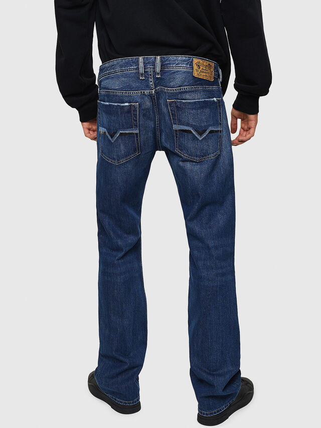 Diesel - Zatiny 008XR, Dunkelblau - Jeans - Image 2