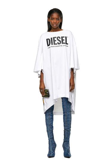Green Label XXL-T-Shirtkleid