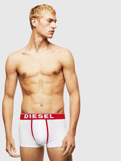 Diesel - UMBX-DAMIENTHREEPACK, Weiß/Rot - Boxershorts - Image 2