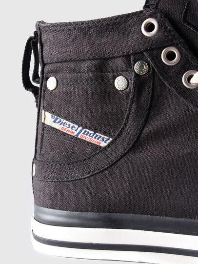 Diesel - EXPOSURE W, Schwarz - Sneakers - Image 5