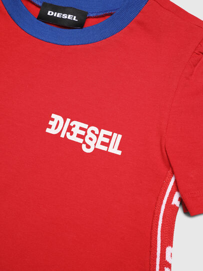 Diesel - DARRYSAB-R, Rot - Kleider - Image 3