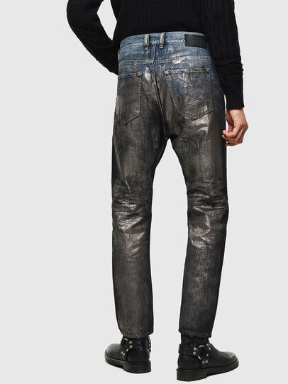 Diesel - D-Vider 0091J, Mittelblau - Jeans - Image 2