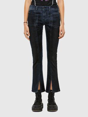 Slandy 009KN, Dunkelblau - Jeans
