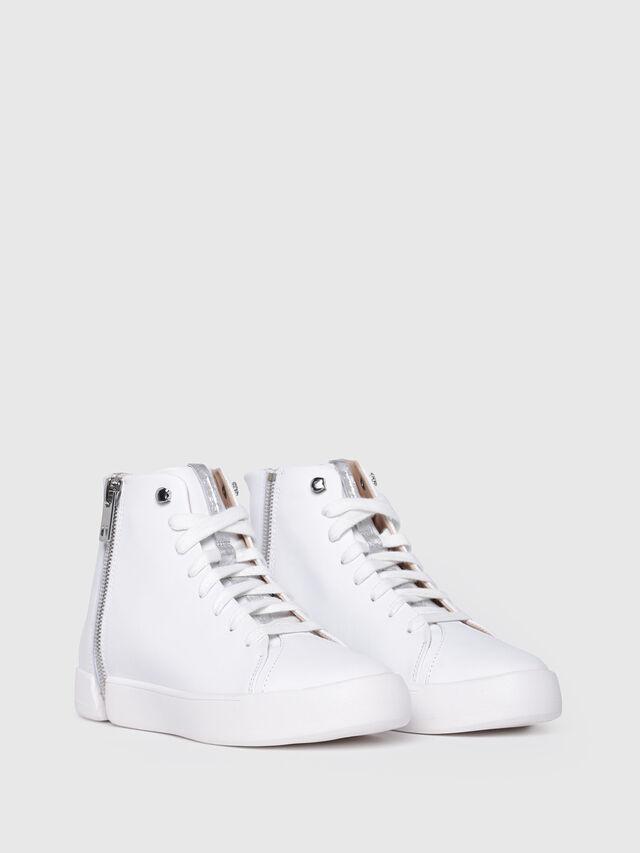 Diesel - S-NENTISH MC W, Weiß - Sneakers - Image 2