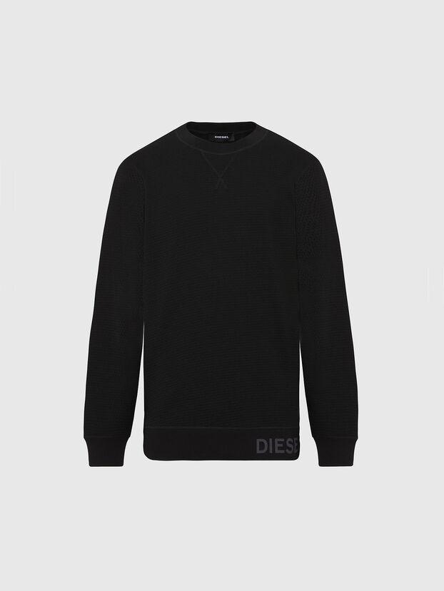 S-PEWTER, Schwarz - Sweatshirts
