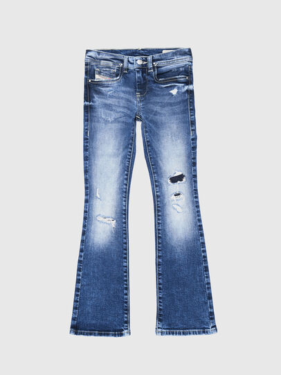 Diesel - LOWLEEH-J-N, Jeansblau - Jeans - Image 1