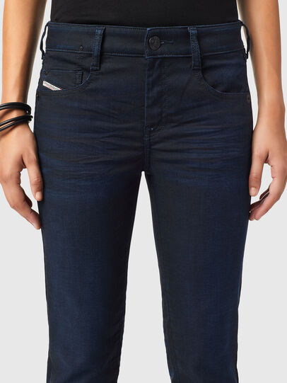Diesel - D-Ollies JoggJeans® 069XY, Dunkelblau - Jeans - Image 5