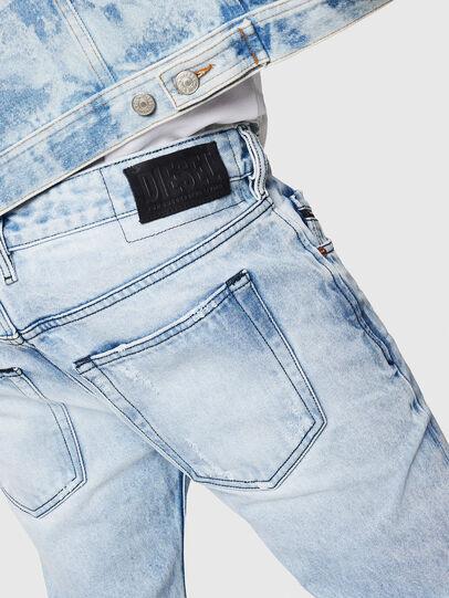 Diesel - D-Ligenz 0078C, Hellblau - Jeans - Image 5