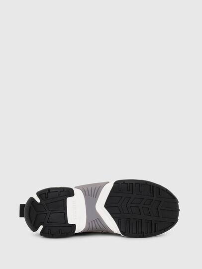 Diesel - S-KIPPER LOW TREK, Weiß/Schwarz - Sneakers - Image 5