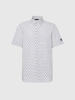 S-RILEY-SHO-KA, Weiß - Hemden