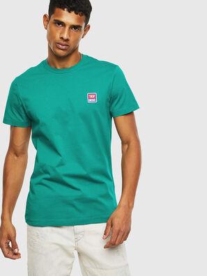 T-DIEGO-DIV, Grün - T-Shirts