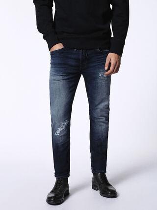 THAVAR SP JOGGJEANS 0678S, Jeansblau
