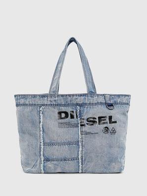 D-THISBAG SHOPPER L, Hellblau - Shopper und Schultertaschen