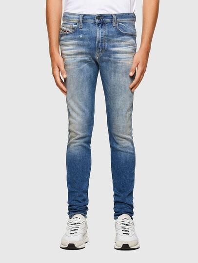 Diesel - D-Istort 009JJ, Mittelblau - Jeans - Image 1