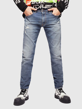 Thommer 069DZ, Mittelblau - Jeans