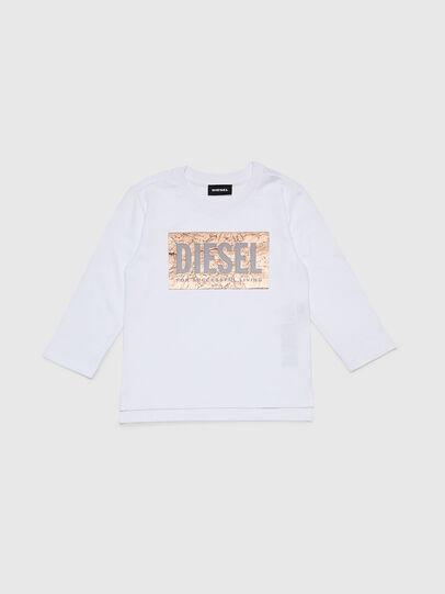 Diesel - TIRRIB-R, Weiß - T-Shirts und Tops - Image 1