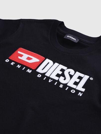 Diesel - TJUSTDIVISION, Schwarz - T-Shirts und Tops - Image 3