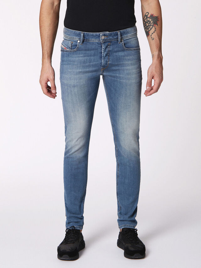 SLEENKER 084RV, Blue jeans
