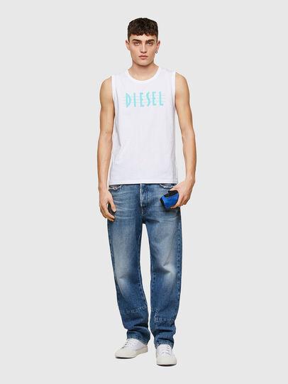 Diesel - T-OPPY, Weiß - T-Shirts - Image 4