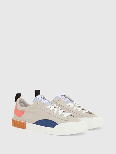 Diesel - S-BULLY LC, Beige - Sneakers - Image 2