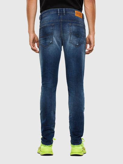Diesel - Thommer JoggJeans 069PL, Dunkelblau - Jeans - Image 2