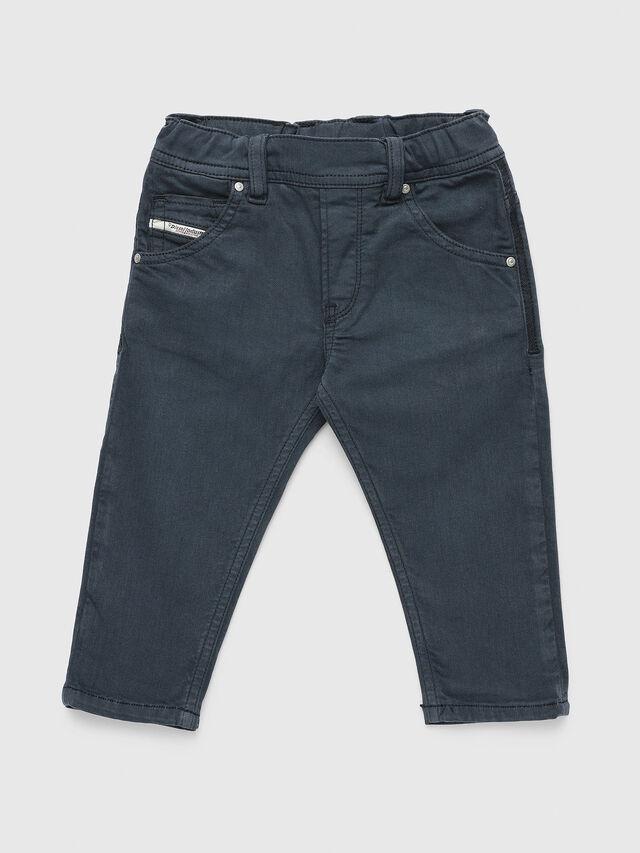 Diesel - KROOLEY-JOGGJEANS-B-N, Marineblau - Jeans - Image 1