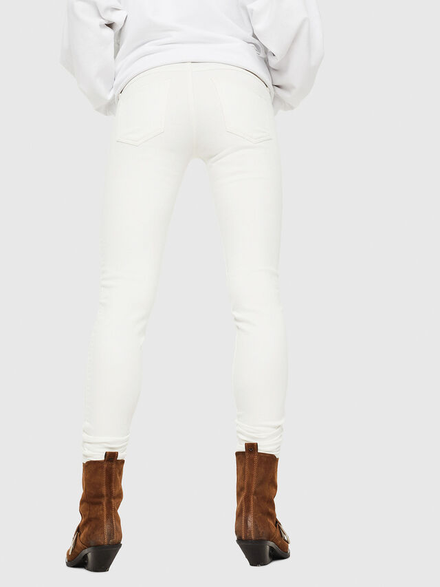 Diesel - Gracey JoggJeans 088AZ, Weiß - Jeans - Image 2