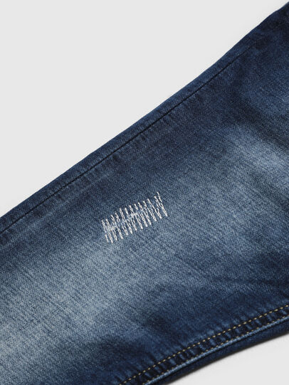 Diesel - KROOLEY-JOGGJEANS-J, Mittelblau - Jeans - Image 4