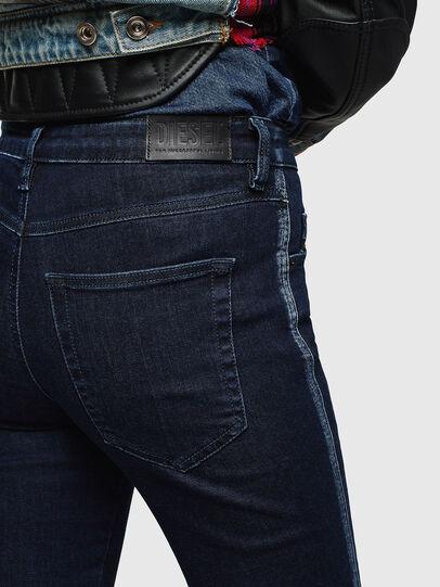 Diesel - Babhila 0096R, Dunkelblau - Jeans - Image 5