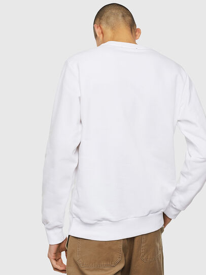 Diesel - S-GIRK-J3, Weiß - Sweatshirts - Image 2