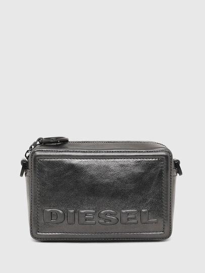 Diesel - ROSA' CNY, Silber - Schultertaschen - Image 1