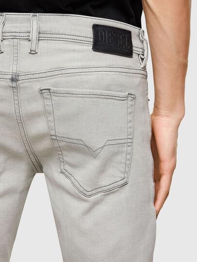 Diesel - Sleenker 009PY, Hellgrau - Jeans - Image 4
