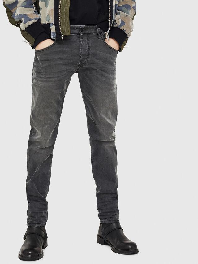 Diesel - D-Bazer 0699P, Schwarz - Jeans - Image 1