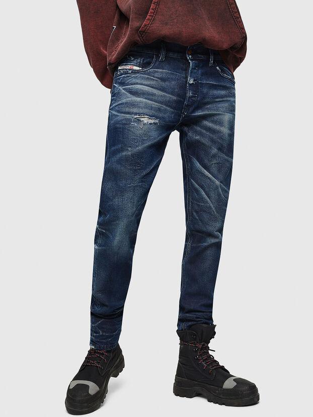 Tepphar 084AM, Dunkelblau - Jeans