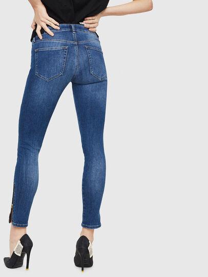 Diesel - Slandy Zip 088AU,  - Jeans - Image 2