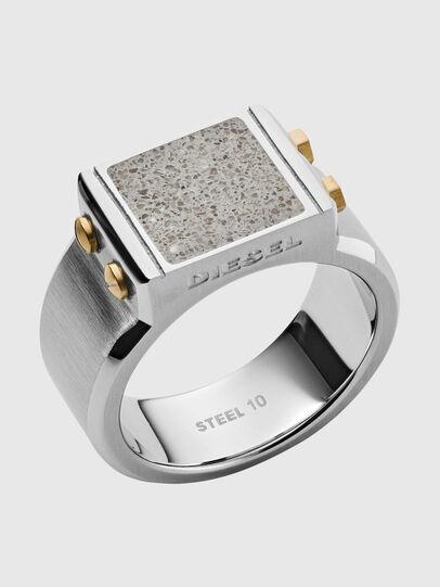 Diesel - DX1195, Silber - Ringe - Image 1