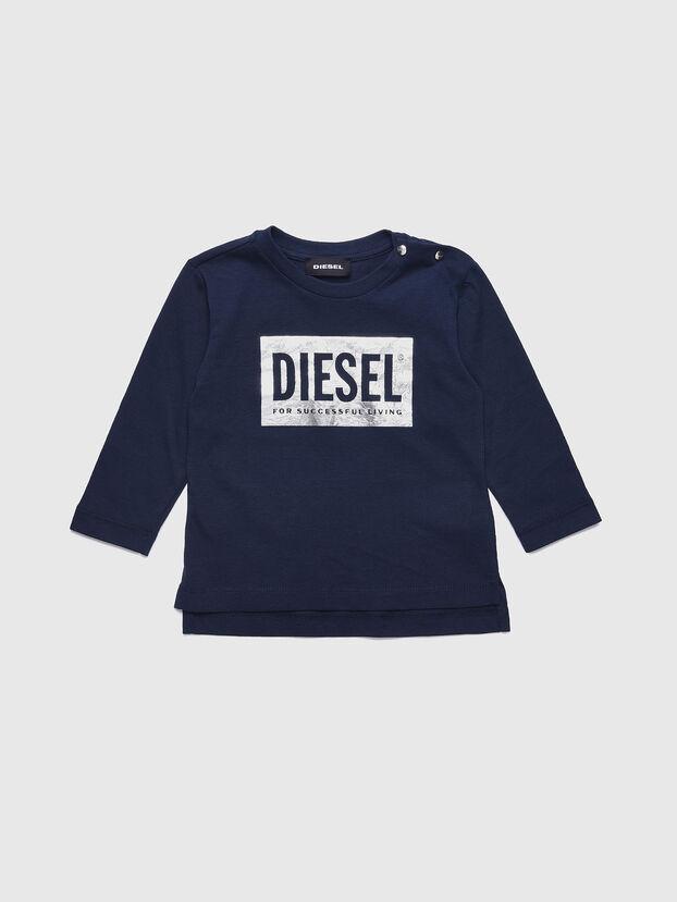 TIRRIB, Dunkelblau - T-Shirts und Tops