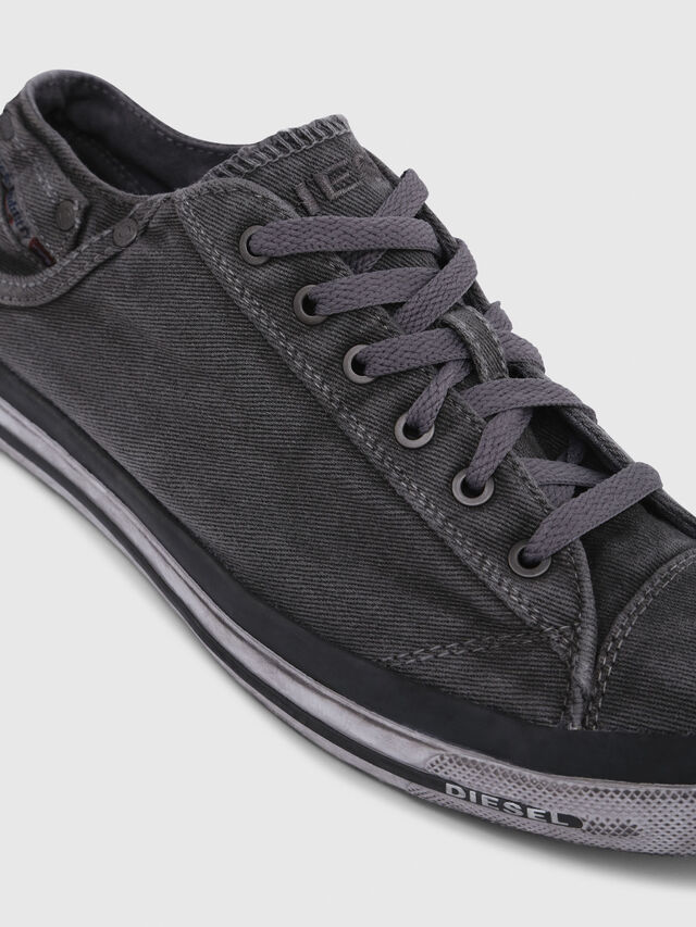 Diesel - EXPOSURE LOW I, Silbergrau - Sneakers - Image 5