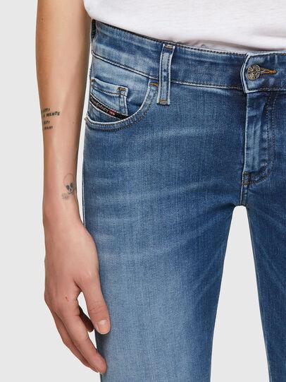 Diesel - Slandy Low 069ST, Hellblau - Jeans - Image 3