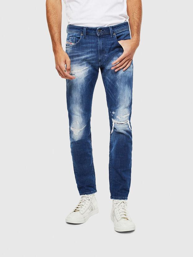 Thommer JoggJeans 0099S, Dunkelblau - Jeans