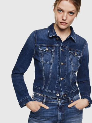 DE-LIMMY, Jeansblau - Denim jacken