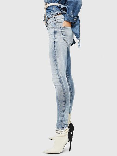 Diesel - Slandy 083AR, Hellblau - Jeans - Image 4